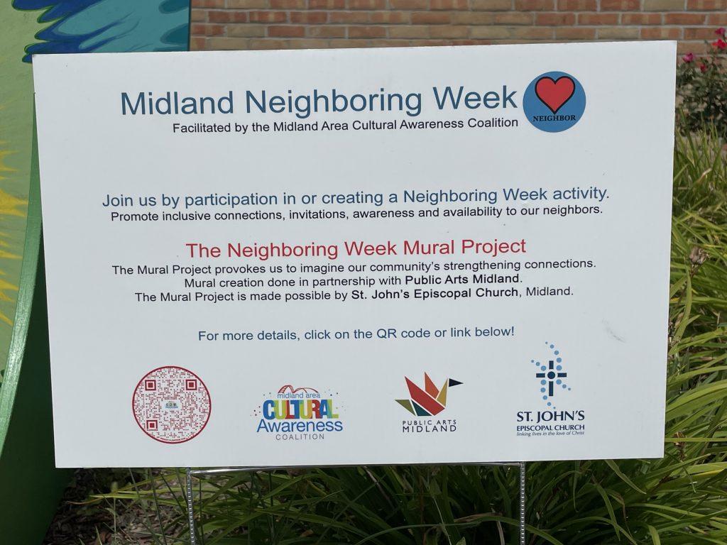 neighboring week